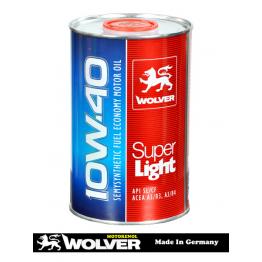 Wolver Super 10W-40 1 литър