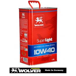 Wolver Super 10W-40 4 литра