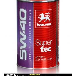 WOLVER 5W40 Supertec 1 литър