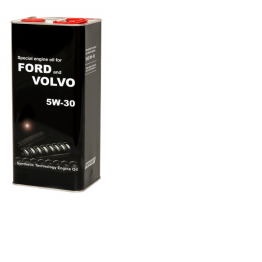 FORD и Volvo 5w30 метална туба 5 литра