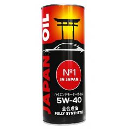 Japan Oil 5w40 1L