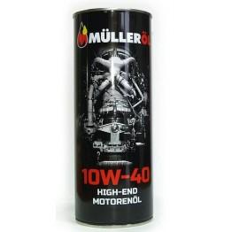 MULLER 10w40 бензин 1 литър