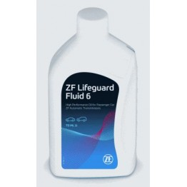 ZF Lifeguard 6 Automatic Transmission Fluid S671090255 1Л