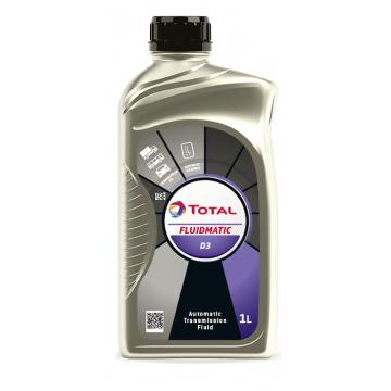 Хидравлично Масло TOTAL FLUIDE DIII - 1 литър