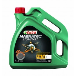 CASTROL MAGNATEC 5W30 A5 SS 1L 4 литра