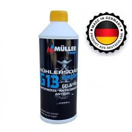 Антифриз Müller G13 - 1.5l концентрат жълт