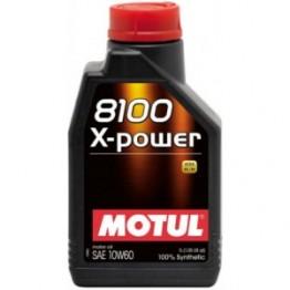 MOTUL 8100 X-POWER 10W60 1L