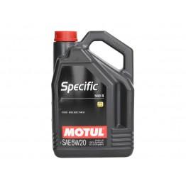 MOTUL SPECIFIC 948B 5W20 5L