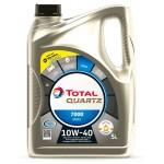 Total Quartz 7000 10w40 Дизел 5 литра