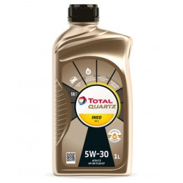 TOTAL QUARTZ INEO MC3 5w-30 1 литър
