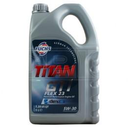 FUCHS TITAN GT1 FLEX 23 5W-30 4 ЛИТРА