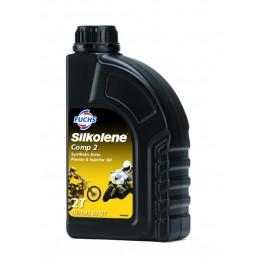 FUCHS SILKOLENE 2T Синтетично 2 тактово масло 1 литър