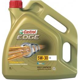 CASTROL EDGE TITANIUM C3 5W30 4L