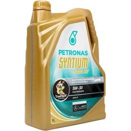 PETRONAS SYNTIUM 5000 AV 5W-30 5 литра
