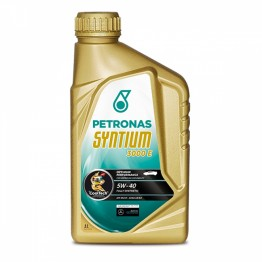 PETRONAS SYNTIUM 3000 E 5W-40 1 литър