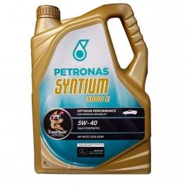 PETRONAS SYNTIUM 3000 E 5W-40 4 литра