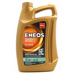 ENEOS HYPER 5W-40 4 литра