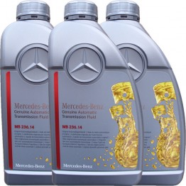 Комплект смяна на масло автоматични скорости Mercedes