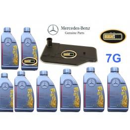 Пакет за смяна на автоматични скорости 722.9 Mercedes 7G-Tronic Plus 236.15