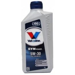 VALVOLINE SYNPOWER ENV C1 5W30 1L