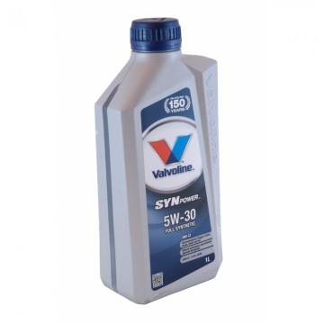 VALVOLINE SYNPOWER ENV C2 5W30 1L