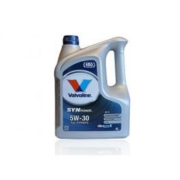 VALVOLINE SYNPOWER MST C3 5W30 4L