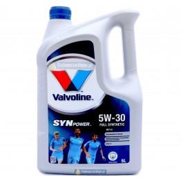 VALVOLINE SYNPOWER MST C4 5W30 5L