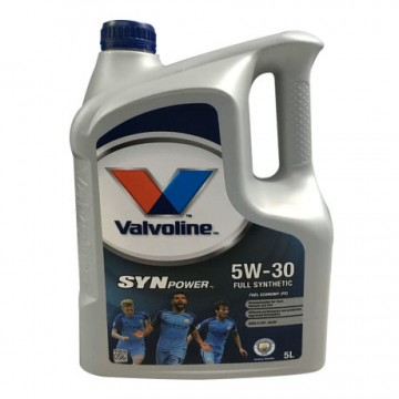 VALVOLINE SYNPOWER FE 5W30 5L