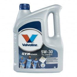 VALVOLINE SYNPOWER XL-III 5W30 4L