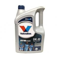 VALVOLINE SYNPOWER MST C3 5W-40 5L