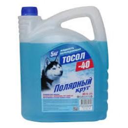 Руски Син Антифриз ТОСОЛ  5 литра