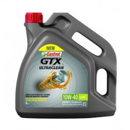 Castrol GTX 10w40 4 литра