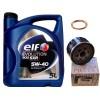 ELF Evolution 900 SXR 5w40 5 литра + оригинален маслен филтър Renault