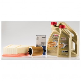 Масло с Филтри Skoda Fabia, 1.9Tdi, diesel