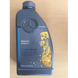 Mercedes 229.3 5w40 1 литър