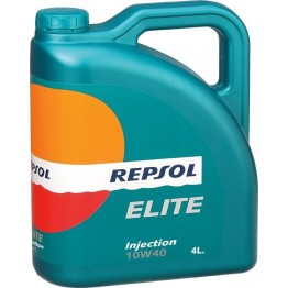 REPSOL INJECTION 10W40 4L