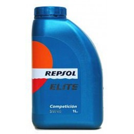 REPSOL 5W40 COMPETITION Бензин 1 Л
