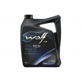 Wolf 10W60 5 L