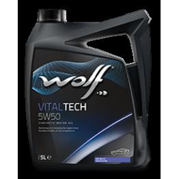 WOLF VITALTECH 5W50 5 L