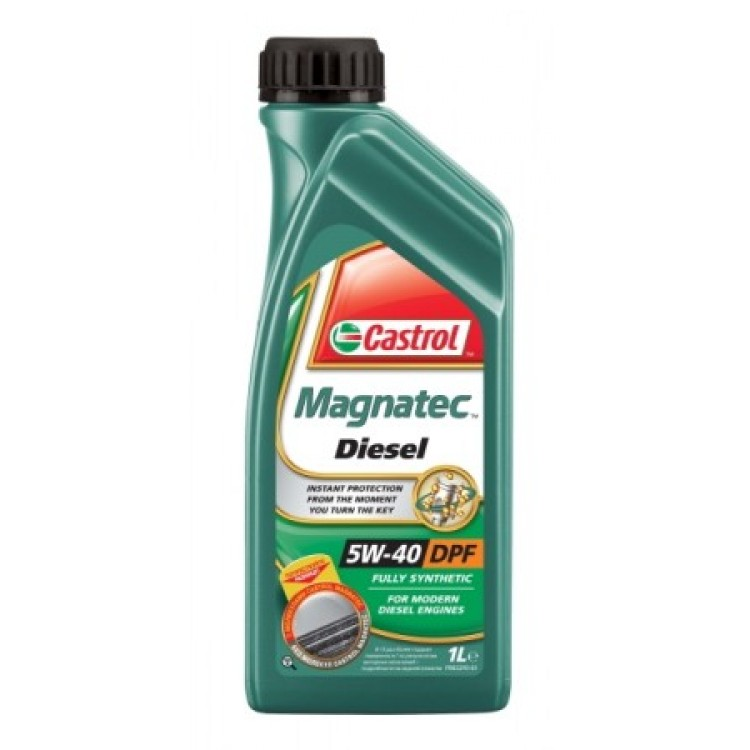 castrol magnatec 5w40 dpf diesel 1. Black Bedroom Furniture Sets. Home Design Ideas