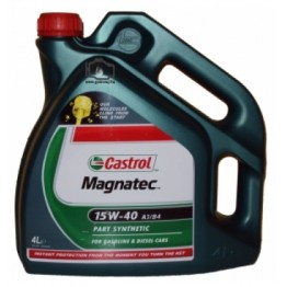 Castrol Magnatec 15w40 4 литра