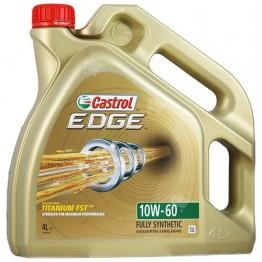 Castrol EDGE Titanium 10w60 4 литра