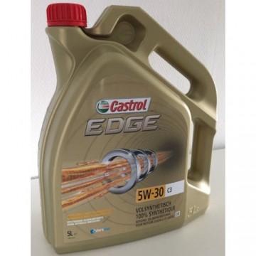 CASTROL EDGE TITANIUM C3 5W30 5L