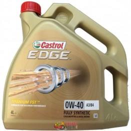 Castrol EDGE 0W-40 TITANIUM FST 4L