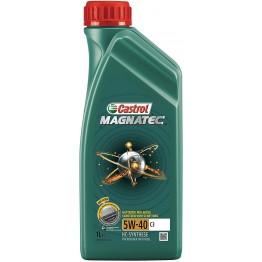 Castrol Magnatec 5w40 C3 Бензин 1 л