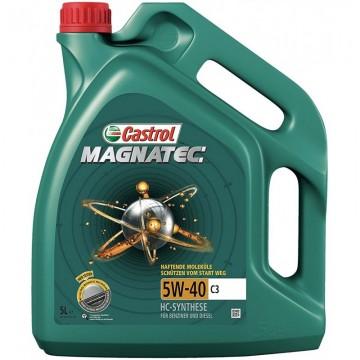 Castrol Magnatec 5w40 C3 Бензин 5 литра