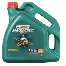 Castrol Magnatec 5w40 DPF Diesel 505.01 4 л