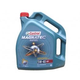 Castrol Magnatec 5w40 DPF Diesel 505.01 5 л