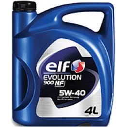 ELF NF 5w40 4 литра