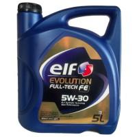 ELF FULLTECH FE 5W-30 5 литра